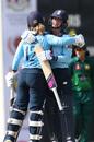 Openers Tammy Beaumont and Danni Wyatt put on a century stand, Pakistan v England, 1st women's ODI, Kuala Lumpur, December 9, 2019