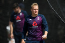 Matt Parkinson was an unused member of the Test squad in New Zealand, England training, November 28, 2019