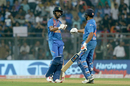 Rohit Sharma and KL Rahul added 72 in the powerplay, India v West Indies, 3rd T20I, Mumbai, December 11, 2019