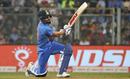 Virat Kohli brings all his bottom-hand power into a slog, India v West Indies, 3rd T20I, Mumbai, December 11, 2019