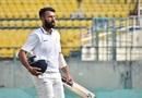 Cheteshwar Pujara failed to get going, Himachal Pradesh v Saurashtra, Ranji Trophy, Dharamsala, December 11, 2019