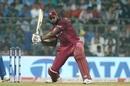 Kieron Pollard shapes to go big, India v West Indies, 3rd T20I, Mumbai, December 11, 2019