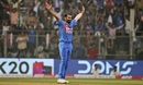 Mohammed Shami made a successful return to T20Is, India v West Indies, 3rd T20I, Mumbai, December 11, 2019