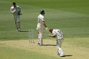 Neil Wagner finds a way past Marnus Labuschagne, Australia v New Zealand, 1st Test, Perth, 2nd day, Perth, December 13, 2019