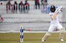 Dhananjaya de Silva carves one through cover-point, Pakistan v Sri Lanka, 1st Test, Rawalpindi, Day 3