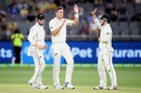 Time Southee was among the wickets late in the day, Australia v New Zealand, 1st Test, Perth, 3rd day, December 14, 2019