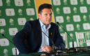 Graeme Smith talks to the media, Cape Town, December 14, 2019