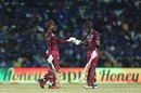 Shimron Hetmyer and Shai Hope shared a massive stand, India v West indies, 1st ODI, Chennai, December 15, 2019
