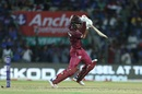Shai Hope punches on the up, India v West indies, 1st ODI, Chennai, December 15, 2019