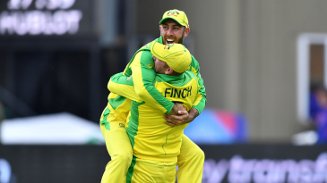 Glenn Maxwell and Aaron Finch are both expected to be in demand