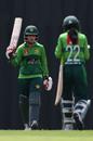 Bismah Maroof acknowledges her half-century, Pakistan v England, 1st women's T20I, Kuala Lumpur, December 17, 2019