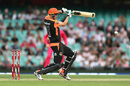 Cameron Green cuts through the off side, Sydney Sixers v Perth Scorchers, BBL 09, Sydney, December 18, 2019