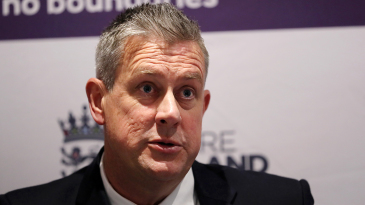'I don't remember a more pressurised time in cricket' - Ashley Giles