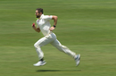 Chris Woakes charges in, Cricket South Africa Invitational XI v England, Tour match, Benoni, December 18, 2019