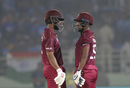 Shai Hope and Nicholas Pooran put on a threatening stand, India v West Indies, 2nd ODI, Visakhapatnam, December 18, 2019