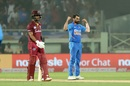 Mohammed Shami continued to strengthen his case to be a white-ball regular, India v West Indies, 2nd ODI, Visakhapatnam, December 18, 2019
