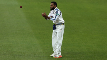 Adil Rashid has not played a County Championship match since 2017
