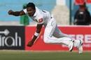 Vishwa Fernando lets fly, Pakistan v Sri Lanka, 2nd Test, Karachi, day 1, December 19, 2019