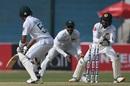 Niroshan Dickwella stumps Babar Azam off Lasith Embuldeniya, Pakistan v Sri Lanka, 2nd Test, Karachi, day 1, December 19, 2019