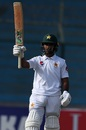 Asad Shafiq makes fifty, Pakistan v Sri Lanka, 2nd Test, Karachi, day 1, December 19, 2019