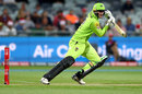 Alex Hales move through the gears during his innings, Melbourne Renegades v Sydney Thunder, BBL 09, Geelong, December 19, 2019