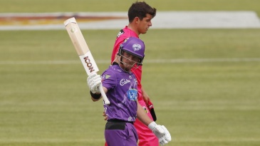 D'Arcy Short led the Hurricanes' batting charge with a 40-ball 51