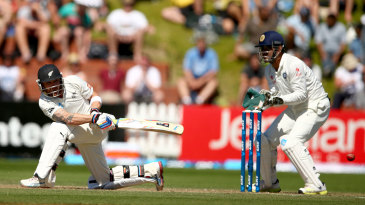 Brendon McCullum batted for nearly 13 hours to make New Zealand's first triple-hundred