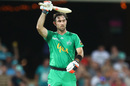 Glenn Maxwell brought up a scintillating half-century, Brisbane Heat v Melbourne Stars, BBL 2019-20, Carrara, December 20, 2019