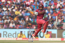 Nicholas Pooran plays the pull, India v West Indies, 3rd ODI, Cuttack, December 22, 2019