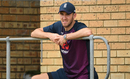 Craig Overton has joined up with England's touring party, South Africa A v England, three-day practice match, Benoni, December 22, 2019