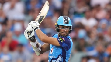 Jake Weatherald gave the Strikers a blazing start