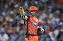 Liam Livingstone hit a quick half-century, Adelaide Strikers v Perth Scorchers, Big Bash League, Adelaide, December 23, 2019