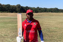 Czech Republic batsman Sudesh Wickramasekara equalled the record for the fastest T20I hundred, Czech Republic v Turkey, Continental Cup, Ilfov, August 30, 2019