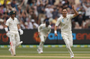 Trent Boult celebrates a wicket in the first over, Australia v New Zealand, 2nd Test, Day 1, Melbourne, December 26, 2019