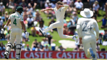 Sam Curran leaps in celebration
