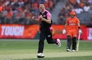 Jackson Bird is  a force with the new ball, Perth Scorchers v Sydney Sixers, Big Bash League, Perth, January 26, 2019