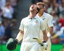 Travis Head shows his emotion, Australia v New Zealand, 2nd Test, Melbourne, 2nd day, December 27, 2019