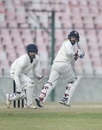 Tanmay Agarwal led the fightback after Hyderabad had to follow on, Delhi v Hyderabad, Ranji Trophy 2019-20, 3rd day, Delhi, December 27, 2019