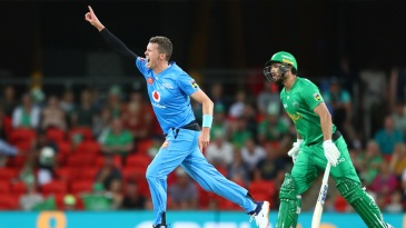 Peter Siddle's experience has often come good in the BBL