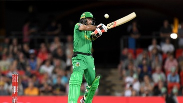 Glenn Maxwell is very good at playing some unbelievable shots