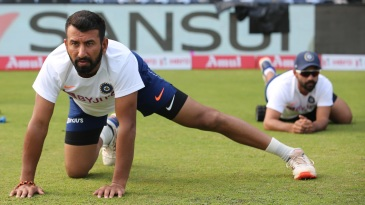 Cheteshwar Pujara can do it all