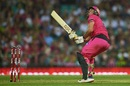 Moises Henriques' scoop of utter delight, Sydney Sixers v Sydney Thunder, Big Bash League, Sydney, December 28, 2019