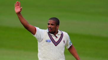 Vernon Philander played five games as an overseas player for Somerset in 2012
