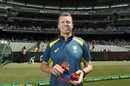 Peter Siddle all smiles after stepping away from international cricket