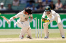 Tim Paine pulled off a smart stumping to remove Henry Nicholls, Australia v New Zealand, 2nd Test, Melbourne, 4th day, December 29, 2019