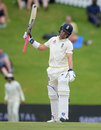 Rory Burns chastises himself after top-edging a pull, South Africa v England, 1st Test, Centurion, 4th day, December 29, 2019