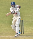 Manoj Tiwary plays a pull, Bengal v Andhra, Ranji Trophy 2019-20, 1st day, Kolkata, December 25, 2019
