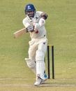 Manoj Tiwary plays a pull, Bengal v Andhra, Ranji Trophy 2019-20, 1st day, Kolkata, December 25, 2019