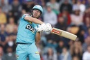 Chris Lynn kept up his good run, hitting 88 not out in 55 balls, Hobart Hurricanes v Brisbane Heat, Big Bash League, Hobart, January 3, 2019