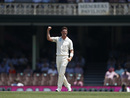 Matt Henry celebrates a wicket, Australia v New Zealand, 3rd Test, Sydney, 2nd day, January 4, 2020